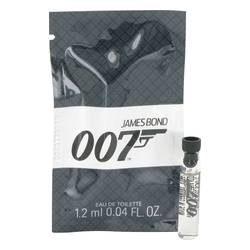 007 by James Bond Vial (sample) .04 oz for Men