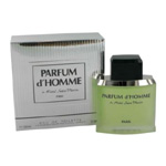 PARFUM D'HOMME by Kristel Saint Martin Eau De Toilette Spray 3.4 oz for Men