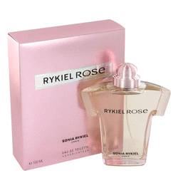 SONIA RYKIEL ROSE by Sonia Rykiel Eau De Parfum Spray Refillable 2.5 oz for Women