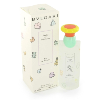 Petits & Mamans by Bvlgari Alcohol Free Eau De Toilette 1.3 oz for Women