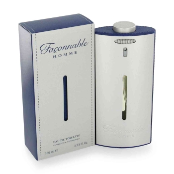 Faconnable Homme (New Packaging) by Faconnable Eau De Toilette Spray (Tester) 3.4 oz for Men