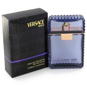 Versace Man by Versace Eau De Toilette Spray 1 oz for Men