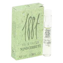 1881 by Nino Cerruti Vial (sample) .03 oz for Men
