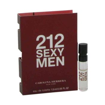 212 Sexy by Carolina Herrera Vial (sample) .05 oz for Men