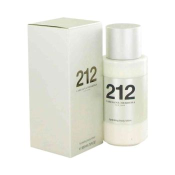 212 by Carolina Herrera Body Lotion 6.8 oz for Women