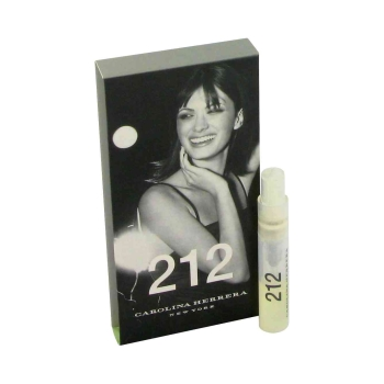 212 by Carolina Herrera Vial (sample) .06 oz for Women