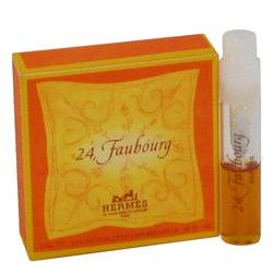 24 FAUBOURG by Hermes Vial (sample) .05 oz for Women