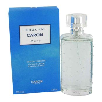 EAUX DE CARON PURE by Caron Eau De Toilette Spray 3.4 oz for Women