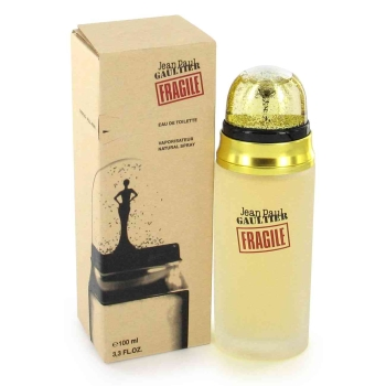 FRAGILE by Jean Paul Gaultier Eau De Parfum Purse Spray .85 oz for Women