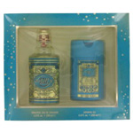 4711 by Muelhens Gift Set -- 6.8 oz Eau De Cologne Spray + 6.8 oz Shower Gel for Women