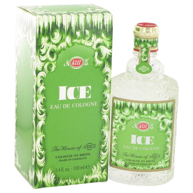 4711 Ice by Maurer & Wirtz Eau De Cologne 3.4 oz for Men