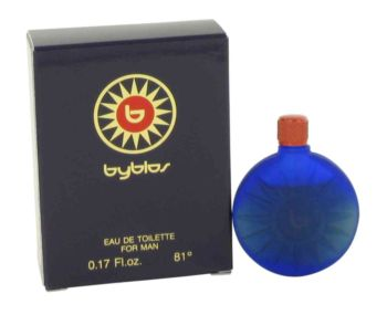 BYBLOS by Byblos Mini EDT .17 oz for Men