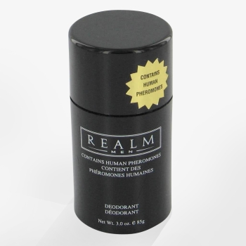 REALM by Erox Deodorant Stick 3 oz for Men