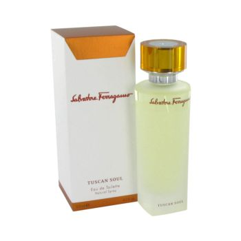 Tuscan Soul by Salvatore Ferragamo Eau De Toilette Spray 1.3 oz for Men