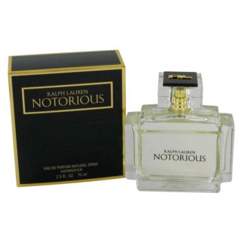 Notorious by Ralph Lauren Eau De Parfum Spray 1 oz for Women