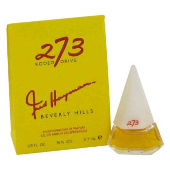273 by Fred Hayman Mini EDP .12 oz for Women