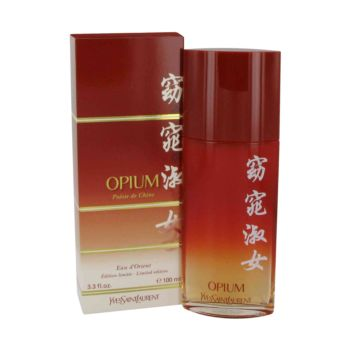 Opium Eau D'Orient Poesie de Chine by Yves Saint Laurent Eau De Toilette Spray (Limited Edition) 3.4 oz for Women