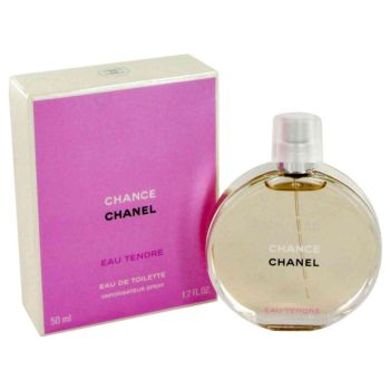 Chance Eau Tendre by Chanel Eau De Toilette Spray 1.7 oz for Women