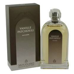Vanille Patchouli by Molinard Eau De Toilette Spray 3.3 oz for Women