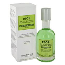 1902 Vetiver by Berdoues Eau De Cologne Spray 3.3 oz for Men