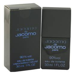 JACOMO DE JACOMO by Jacomo Eau De Toilette Spray 1 oz for Men