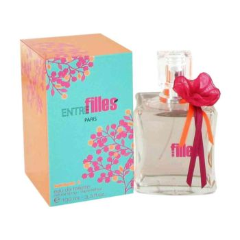 Entre Filles Saison 1 by Entre Filles Eau De Toilette Spray 3.4 oz for Women