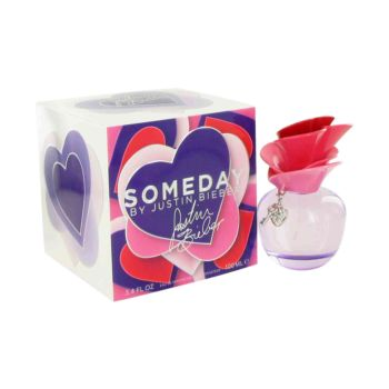 Someday by Justin Beiber Eau De Parfum Spray (unboxed) 3.4 oz for Women