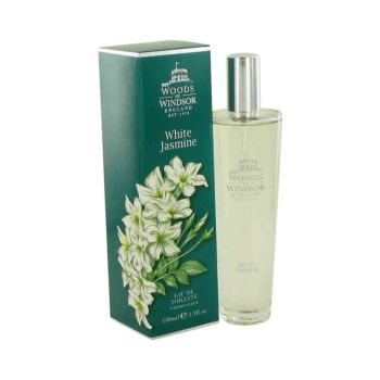 White Jasmine by Woods of Windsor Body Lotion 8.4 oz for Women