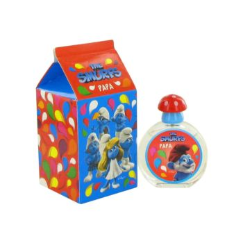 The Smurfs by Smurfs Papa Eau De Toilette Spray 1.7 oz for Men