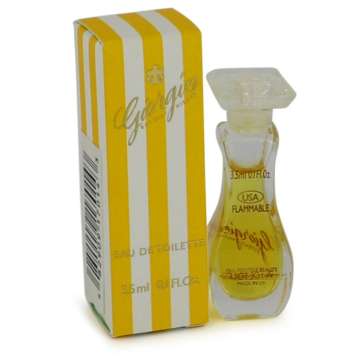 GIORGIO by Giorgio Beverly Hills Mini EDT .13 oz for Women