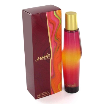 MAMBO by Liz Claiborne Gift Set -- 3.4 oz Eau De Parfum Spray + 6.7 Body Lotion for Women