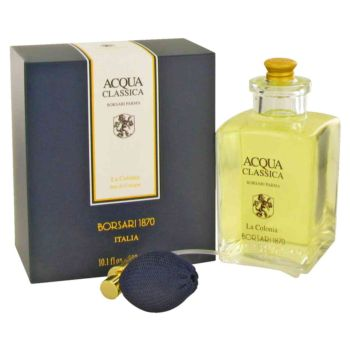 Acqua Classica by Borsari Di Parma Eau De Toilette Spray 10.1 oz for Men