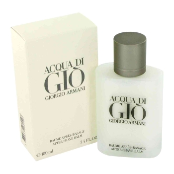 ACQUA DI GIO by Giorgio Armani After Shave Balm 3.4 oz for Men