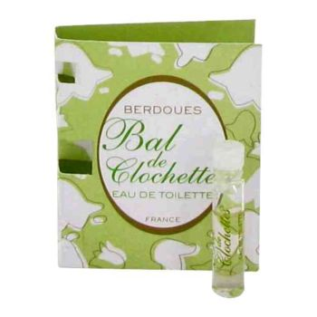 Bal De Clochettes by Berdoues Vial (sample) .03 oz for Women