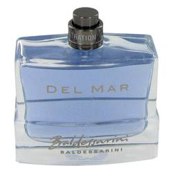 Baldessarini Del Mar by Hugo Boss Eau De Toilette Spray (Tester) 3 oz for Men