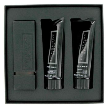 Burberry Sport by Burberrys Gift Set -- 2.5 oz Eau De Toilette Spray + 3.3 oz After Shave Balm + 3.3 oz All-Over Shampoo for Men