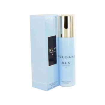 Bvlgari Blv II by Bvlgari Body Lotion 6.7 oz for Women