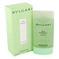BVLGARI EAU PaRFUMEE (Green Tea) by Bvlgari Shower Gel 6.7 oz for Women