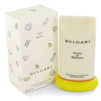 Petits & Mamans by Bvlgari Body Lotion 6.7 oz for Women