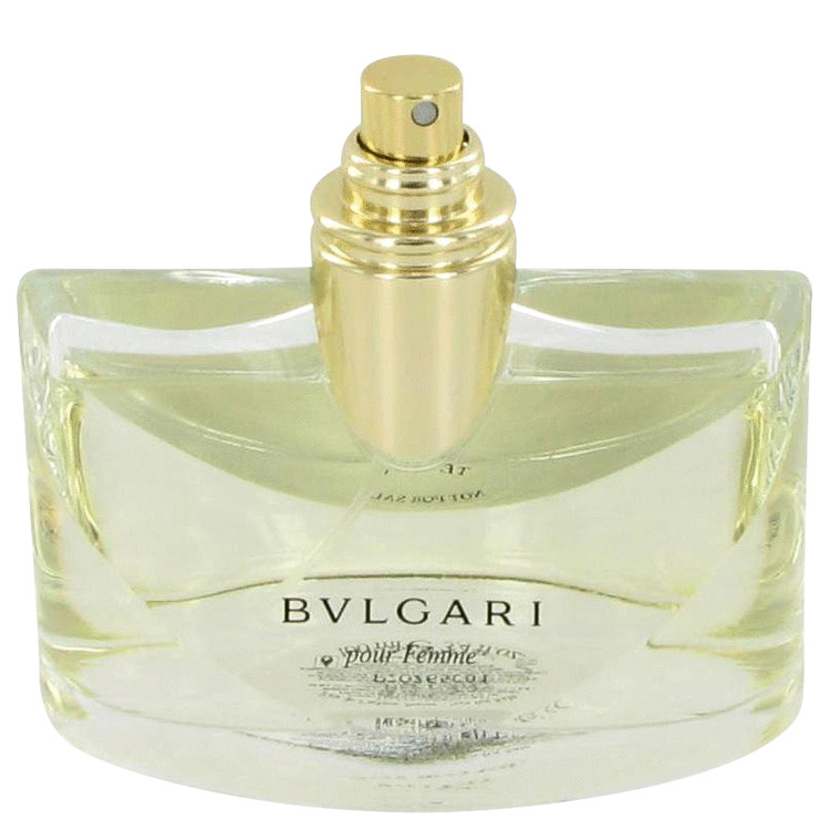 BVLGARI (Bulgari) by Bvlgari Eau De Toilette Spray (Tester) 3.4 oz for Women