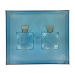 Chrome by Loris Azzaro Gift Set -- 1.7 oz Eau De Toilette Spray + 1.7 oz After Shave for Men