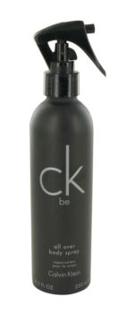 CK BE by Calvin Klein All Over Body Spray 8.5 oz for Women