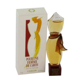 Caron Pour Une Femme by Caron Mini EDP .17 oz for Women