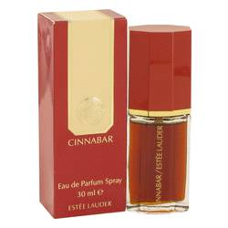 CINNABAR by Estee Lauder Eau De Parfum Spray 1 oz for Women