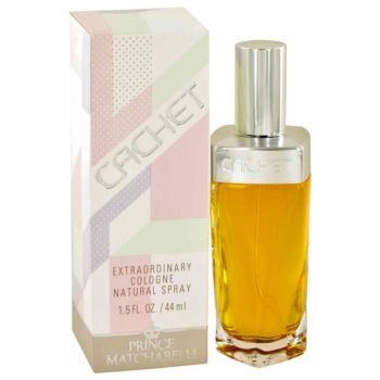 CACHET by Prince Matchabelli Cologne Spray 1.5 oz for Women