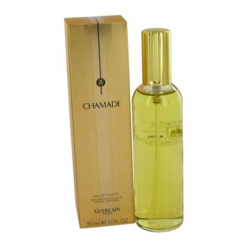 CHAMADE by Guerlain Eau De Toilette Refill 3.1 oz for Women