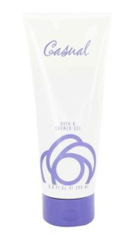 CASUAL by Paul Sebastian Bath & Shower Gel Tube 6.8 oz for Women