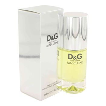 Masculine by Dolce & Gabbana Eau De Toilette Spray 1.7 oz for Men