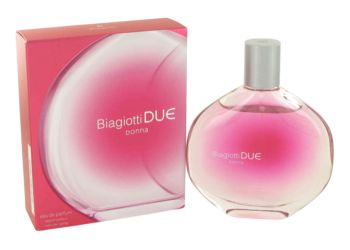 Due by Laura Biagiotti Eau De Parfum spray 3 oz for Women