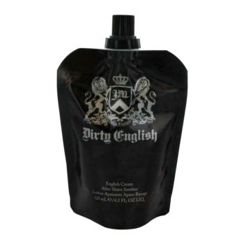 Dirty English by Juicy Couture After Shave Soother (English Cream) 4.2 oz for Men